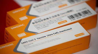 Китай начинает подготовку к вакцинации от коронавируса групп риска