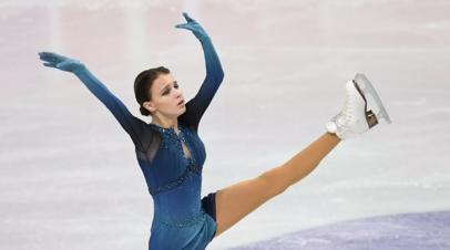 В ФФККР заявили, что Щербакова не нарушила правил, выступив на ЧР с жаром