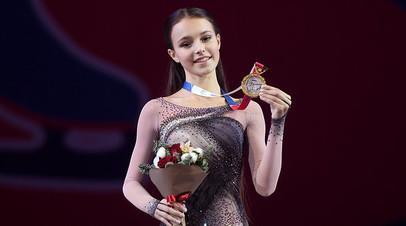 Любовь к спорту, невероятный характер и отношение судей: в чём уникальность побед Щербаковой на ЧР по фигурному катанию