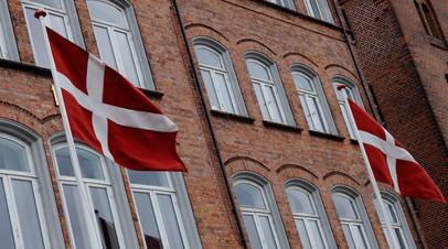 Дания временно прекращает авиасообщение с Великобританией