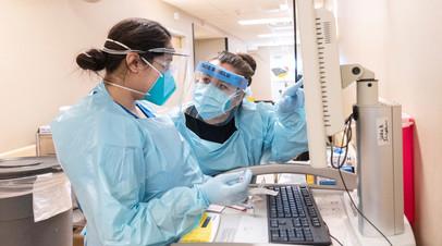 Число случаев коронавируса в США превысило 18 млн
