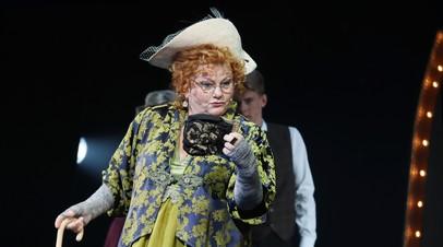 Актриса Ирина Муравьёва заболела коронавирусом