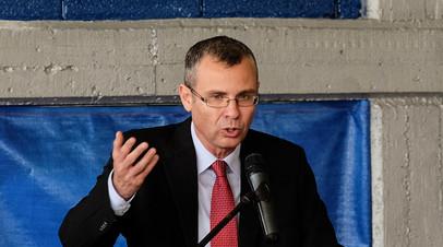 Спикер кнессета анонсировал досрочные выборы