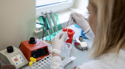 Попова сообщила о замедлении роста заболеваемости коронавирусом в России