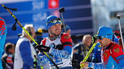 Тихонов раскритиковал состав сборной России на январские этапы КМ и Кубка IBU