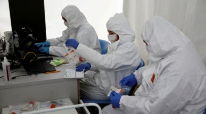 Число жертв коронавируса в Польше превысило 28 тысяч
