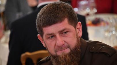 Кадыров отреагировал на обращение представителей ингушских тейпов