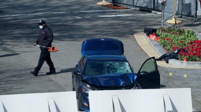 Байден поручил приспустить флаги после гибели полицейского у Капитолия