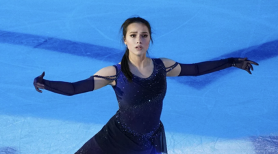 Загитова ответила на вопрос о возвращении к соревновательной деятельности