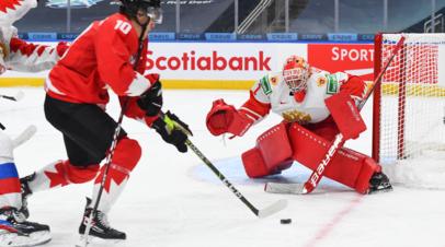 Буланов заявил, что cудейство полуфинала МЧМ Россия — Канада вопросов не вызвало