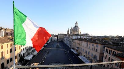 Итальянские спортсмены могут лишиться флага и гимна на Олимпиаде в Токио