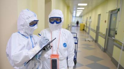 За сутки в России выписали ещё 23 055 переболевших COVID-19 пациентов