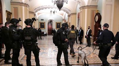 Сенат США возобновил дебаты по результатам президентских выборов