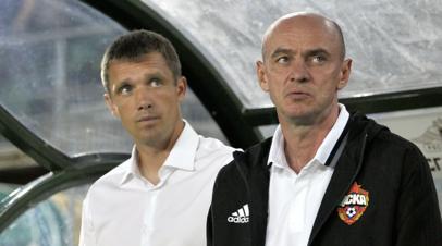Онопко отреагировал на слухи о возможном возвращении в «Спартак»