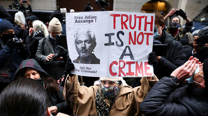 «Экстрадиция может привести к ухудшению его состояния»: лондонский суд отказал властям США в выдаче Ассанжа