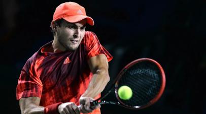 Карацев обыграл Накашиму и вышел в полуфинал квалификации Australian Open