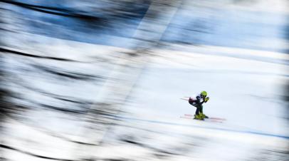 Этап КМ по горнолыжному спорту в Швейцарии отменён из-за коронавируса