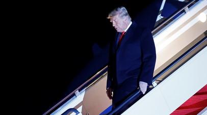 Американист прокомментировал ситуацию в США