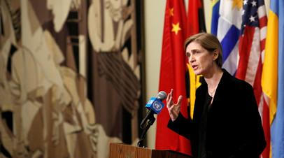 «Продвижение американских идеалов»: почему Байден назначил Саманту Пауэр главой USAID