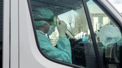 В Белоруссии за сутки зафиксировано 1899 случаев коронавируса