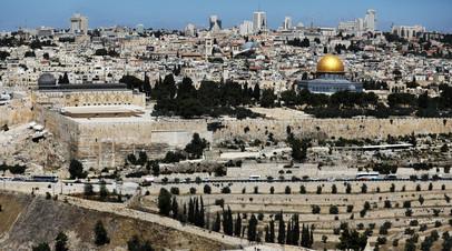 Блинкен ответил на вопрос о сохранении посольства США в Иерусалиме