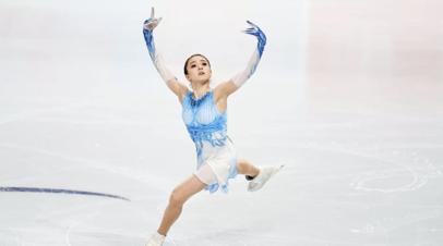 Валиева не выступит на юниорском ЧР по фигурному катанию