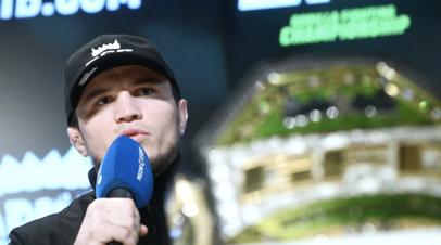 Дядя Хабиба заявил, что не удивлён победе Умара Нурмагомедова