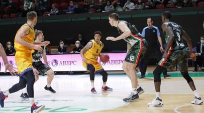 УНИКС обыграл «Гран Канарию» в матче баскетбольного Еврокубка