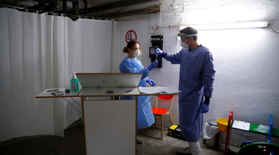 В Германии за сутки выявлено более 20 тысяч случаев коронавируса
