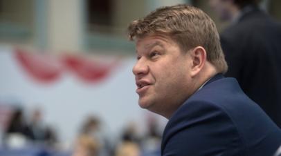 Губерниев выразил готовность прокомментировать бой Плющенко и Железнякова