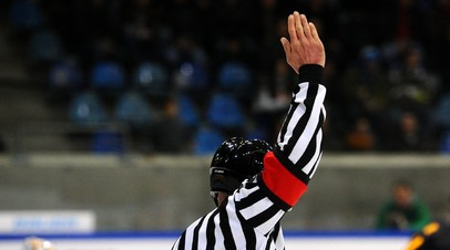 МХЛ на четыре матча дисквалифицировала хоккеиста, ударившего соперника головой об лёд