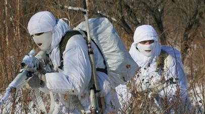 На Сахалине прошли учения по ликвидации условных террористов
