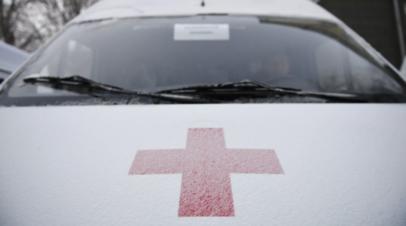 В Самарской области в ДТП с микроавтобусом погибли десять человек