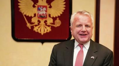 Посол США заявил, что Вашингтон не ослабит санкции против России