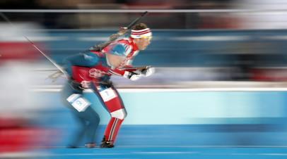 Украинский биатлонист Прима победил в пасьюте на ЧЕ, Сучилов — 14-й