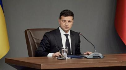 Зеленский сообщил об освобождении шести украинцев из плена в Нигерии