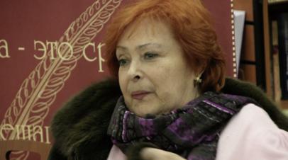Ирина Виторган поделилась воспоминаниями об Алле Йошпе