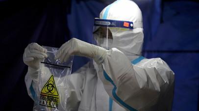 Число случаев коронавируса в Колумбии превысило 2,1 млн