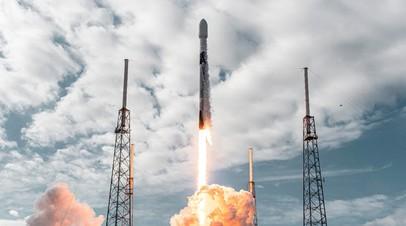 SpaceX запустила ещё одну группу спутников интернет-связи Starlink