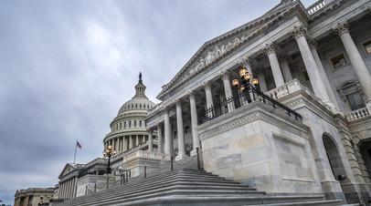 «Пытаются поставить на поток»: в России прокомментировали законопроект о новых санкциях США