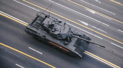 «Задаёт тренд развития тяжёлой бронетехники»: каким экспортным потенциалом обладает танк Т-14 «Армата»