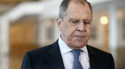 Лавров провёл разговор с новым госсекретарём США