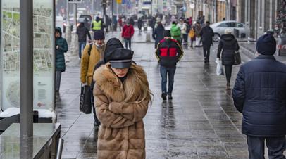Минэкономразвития ожидает восстановления доходов россиян к концу года