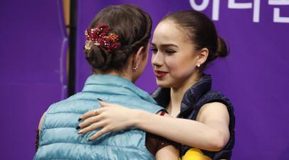 Загитова и Медведева рассказали о сильных качествах друг друга