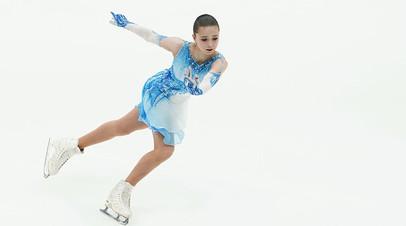 Тройной аксель Валиевой, рекорды танцоров и пар: как команда Загитовой захватила лидерство на Кубке Первого канала