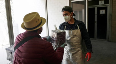 В Мексике число случаев коронавируса достигло 2 154 033