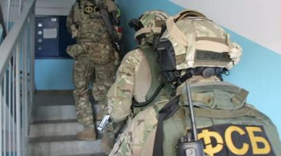 В Норильске сотрудники ФСБ задержали сторонника террористической организации