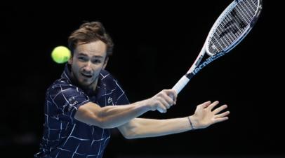 Медведев прокомментировал выход в третий круг Australian Open