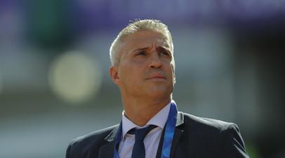 Креспо назначен главным тренером «Сан-Паулу»