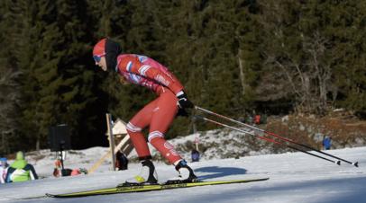 Сборная России завоевала серебро в смешанной эстафете на юниорском ЧМ по лыжным гонкам